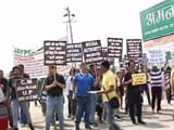 Video: Jaypee Aman Home Buyers Protest Against Project Delay