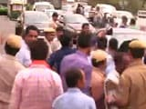Video: Day 2 Of Hellish Traffic For Delhi, Protests Block Major Roads