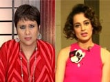 Video : Am Ok With Being Called Whore Or Psychopath: Kangana Ranaut To NDTV