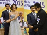Video: National Awards: Big B, Kangana Receive Awards