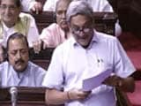 Video: Agusta Probe To Focus On Names In Italian Court Papers: Manohar Parrikar