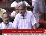 Video: Country Wants To Know Who Benefitted From Agusta Corruption, Says Parrikar