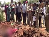 Video: Jharkhand Student Found With Her Hands Chopped Off, Head Smashed