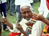 Video: 103 Year Old, His 3 Generations Vote For The First Time In Cooch Behar