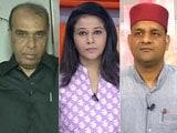 Video: नेशनल रिपोर्टर : केंद्र और यूपी सरकार में वाटर ट्रेन पर जंग