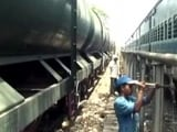 Video: Akhilesh Yadav 'Arrogant' For Refusing Water Train: Uma Bharti