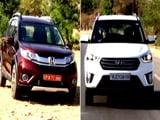 Video: Honda BR-V vs Hyundai Creta