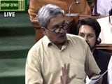 Video: On Agusta, Defence Minister Slams Congress, Which Talks Of 'Sherni' Sonia