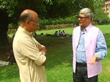 Video : Walk The Talk With Economist Bibek Debroy