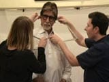Video: Amitabh Bachchan Gets a Make-Over