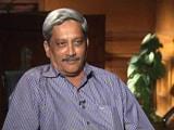 Video : अगस्ता वेस्टलैंड घोटाले को लेकर कांग्रेस डरी हुई है : NDTV से बोले मनोहर पर्रिकर