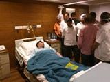 दिल्ली के परिवहन मंत्री गोपाल राय की रीढ़ की हड्डी में फंसी गोली को निकाला गया