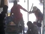 Video : With Butcher's Knife, They Vented Road Rage In Ludhiana. Caught On CCTV