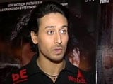Video: The More the Merrier: Tiger on Baaghi's Box Office Numbers