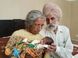 Video : शादी के 46 साल बाद घर में गूंजी किलकारी, 72 साल की महिला ने दिया बच्चे को जन्म