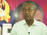 Video : Chief Minister Will Be Decided After Win: Pinarayi Vijayan