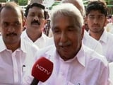 Video: Confident We Will Come Back, Says Chief Minister Oommen Chandy