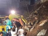 Video : 7 Killed As Wall Collapses In Andhra Pradesh's Guntur