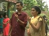 Video: This Kerala Bride Ran Just Before Her Wedding To...A Polling Station