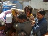 Video: Gujarat Lawmaker Falls Into Open Drain, Now In Hospital