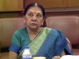 Video: पद से हटाई जाएंगी गुजरात की सीएम आनंदीबेन पटेल?