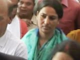 Video : Suspended Bihar Lawmaker Manorama Devi Surrenders In Court