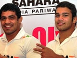 Video: Wrestling Row - It's Sad Sushil Kumar Has Gone To Court: Narsingh Yadav