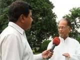 Video : I Don't Accept Exit Polls, Says Assam Chief Minister Tarun Gogoi