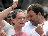 Video : In Congress Collapse, The Usual Response: Gandhis Not To Blame