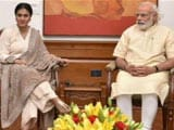 Video : Kajol Meets Prime Minister Narendra Modi
