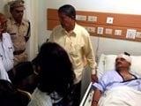 Video: Mob Attacks BJP MP Tarun Vijay Outside Uttarakhand Temple