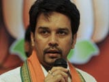 Video: Anurag Thakur Becomes BCCI President