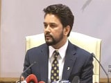 BCCI Sees Opportunity in Lodha Panel Recommendations: Anurag Thakur
