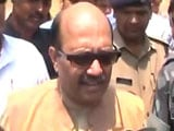 Video : This is How Amar Singh Reacted To Azam Khan's Criticism Of Him