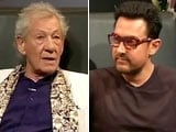 Video: Shakespeare Changed My Life, Ian McKellen Tells Aamir