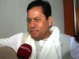 Video: Minorities Won't Be Targeted In Assam, Sarbananda Sonowal To NDTV