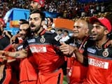 RCB Favourites to win 2016 IPL: Sunil Gavaskar