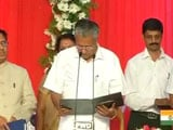 Video: Pinarayi Vijayan, Toddy Tapper's Son, Takes Oath As Kerala Chief Minister