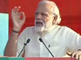 Video : 'I Am A Uttar Pradesh-Wala,' Says PM Modi Flagging Off Poll Battle