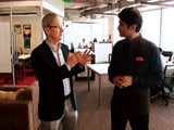 Video: Apple CEO Tim Cook Travels with NDTV in India