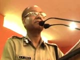 Video : 'People Have The Right To Kill Criminals': Haryana Police Chief