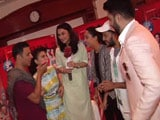 Video : Behind-The-Scenes Fun With a 'Housefull' of Stars