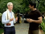Video: On the Road With Tim Cook