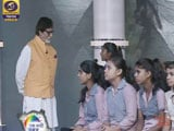 Video: Protect Girl Child, Says Amitabh Bachchan At Government Anniversary