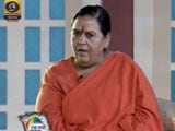 Video: Ganga To Be Among World's Cleanest Rivers, Says Uma Bharti