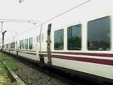 Video: High-Speed Spanish Talgo Train Begins Trial Run In India