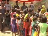 Video : Displaced By Maharashtra's Drought, They Are Now Driven Out By Rains