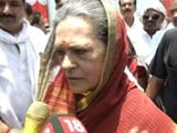 Video: Conspiracy, Says Sonia Gandhi After NDTV Reports On Robert Vadra Inquiry