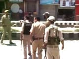Video : 2 Cops Killed In Terrorist Attack In Jammu And Kashmir's Anantnag