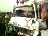 Video : गुड़गांव एक्सप्रेसवे पर हादसा : मिनी ट्रक को टक्कर, दो लोगों की मौत